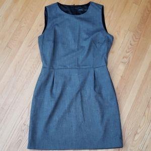 Zara basic women's work career wear dress